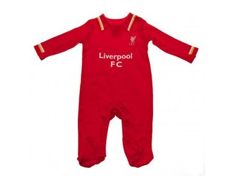 Liverpool Sovdress Player 0-3 mån (62 cm)