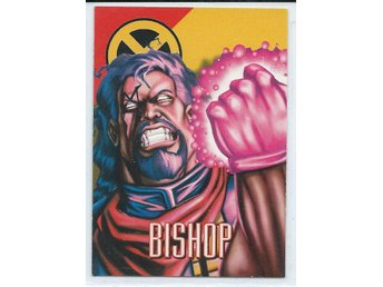 MARVEL X-MEN  SAMLARKORT - BISHOP