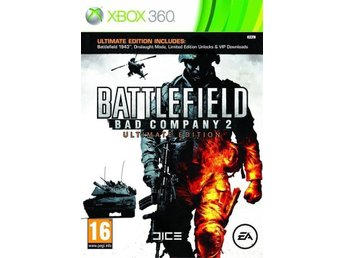 Battlefield Bad Company 2 - X360