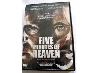 Five Minutes of heaven   dvd