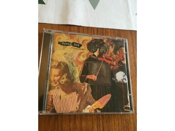 Cd green day - insomniac