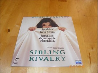 Sibiling Rivalry  - 1st Laserdisc