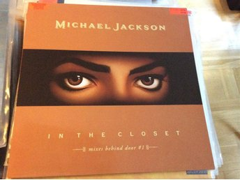Michael Jackson In the closet 12""