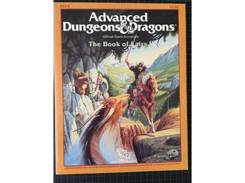AD&D: The book of lairs II REF4 9198 (gradering:Fine)
