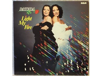 BACCARA / Light My Fire -- RCA PL 28330 -- 1978 -- NM
