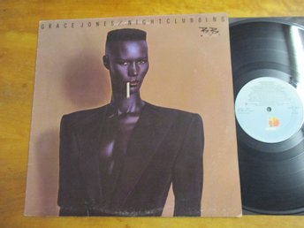 "Grace Jones ""Nightclubbing"""