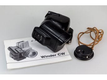 Hasselblad 503CW Winder with remote control,requires service/repair,good.