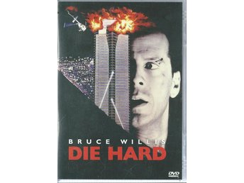 DIE HARD - BRUCE WILLIS   (SVENSKT TEXT)