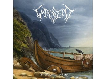 Warseid ?–A New Land To Find cd 2017 symphonic black metal