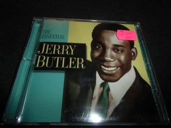 Jerry Butler - The essential - CD - 1997