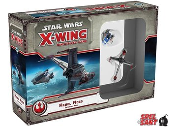 Star Wars X-Wing Miniatures Game Rebel Aces Expansion
