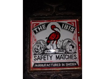 The ibis safety matches öppnare