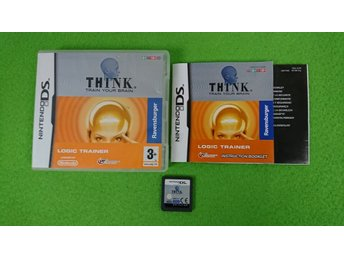 Think Train Your Brain Nintendo DS