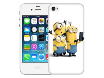iPhone 4/4s Skal Minions