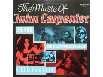 The Splash Band - The Music Of John Carpenter - LP