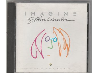 BEATLES  JOHN LENNON  Imagine  US Cd från 1988