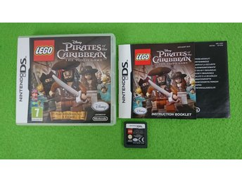 Lego Pirates of the Caribbean Nintendo DS
