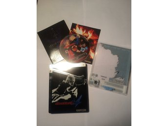 Devil may cry 4 collectors edition, steelcase Ps3 playstation 3