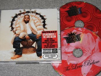OutKast - Speakerboxxx / The Love Below CD