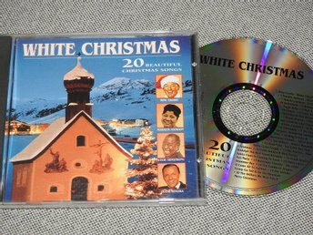 White Christmas CD - Bing Crosby,Drifters,Frank Sinatra,Vera Lynn,Mud