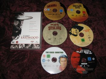 CLINT EASTWOOD COLLECTION 6-DISC DVD