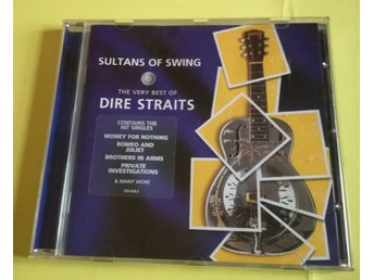 CD ¤ Dire Straits / Sultans of Swing