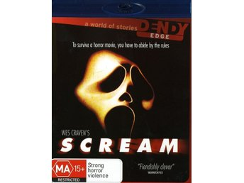 Scream.. (Wes Craven) (Blu-Ray) Ny & Inplastad..