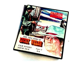 Långfilm western super 8 -  3x120m - Showdown At Boot Hill (Charles Bronson)