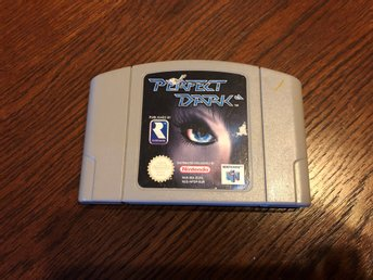Perfect Dark - N64 - Nintendo 64