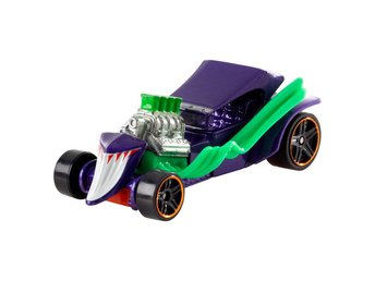 Hot Wheels Cars Bilar Batman Superheroes DC Comics - The Joker
