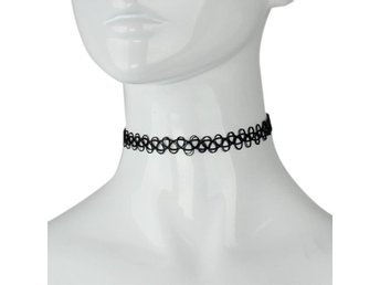 tattoo choker halsband