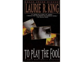 To play the fool, Laurie R King (Pocket Eng)