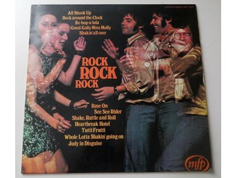 Rock Rock Rock - Rock N Roll Party LP 1968 - Enskede - Rock Rock Rock - Rock N Roll Party LP 1968 - Enskede