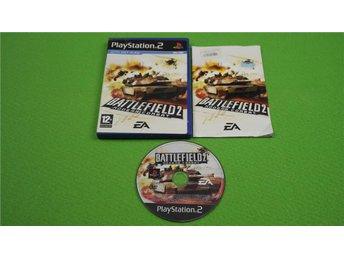 Battlefield 2 SVENSK PS2 Playstation 2 - Hägersten - Battlefield 2 SVENSK PS2 Playstation 2 - Hägersten