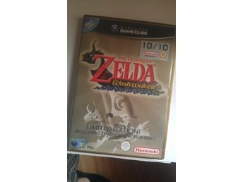 Legend of Zelda: Wind Waker | Gamecube | Limited Edition