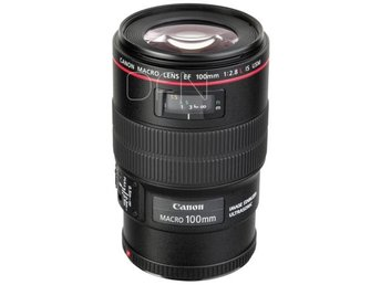 Canon EF 2,8/100 L Makro IS USM