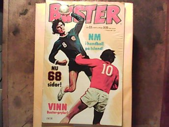 Buster nr 22 1977