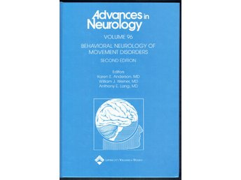 Advances in Neurology volume 96 (eng)