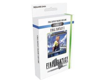 Final Fantasy Trading Card Game - Final Fantasy 10 Starter Set - Solna - Final Fantasy Trading Card Game - Final Fantasy 10 Starter Set - Solna