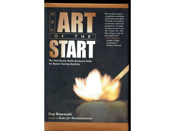 The art of The Start - Guy Kawasaki (på engelska)