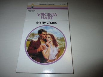 Virginia Hart - En ny chans /Harlekin 494