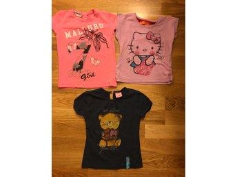 Shirts flicka rosa lila blå strl 88 baby bebis - Markaryd - Shirts flicka rosa lila blå strl 88 baby bebis - Markaryd