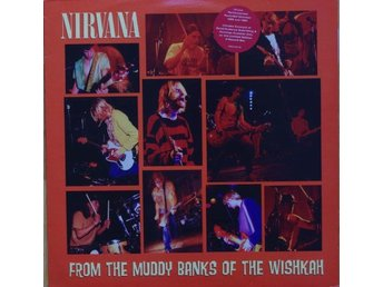 NIRVANA 'From The Muddy Banks Of The Wishkah' 2-LP
