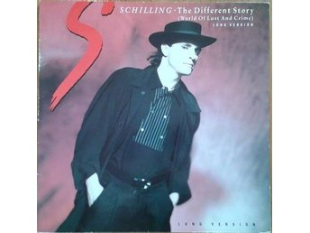 Schilling title* The Different Story (World Of Lust And....) (Long )*Synth-pop12