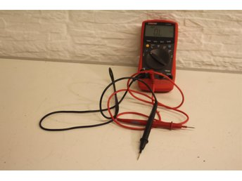 VOLTCRAFT VC820 Digital Handmultimeter.