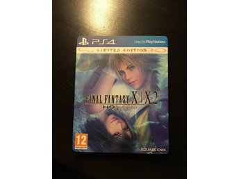 Final Fantasy X/X-2 till Playstation 4