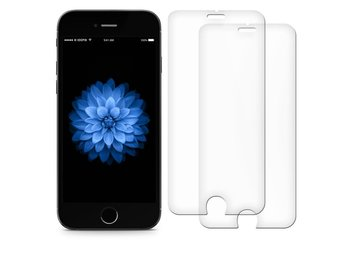 2-PACK härdat glas iPhone 7
