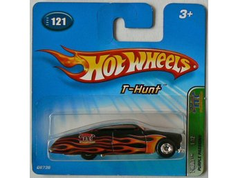 Purple Passion Hot Wheels Nr121 2005 Treasure Hunt T-Hunt 1/12
