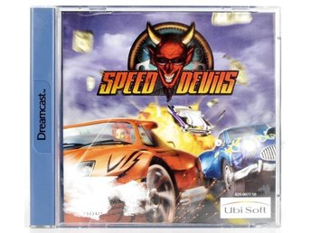 Speed Devils - Sega Dreamcast