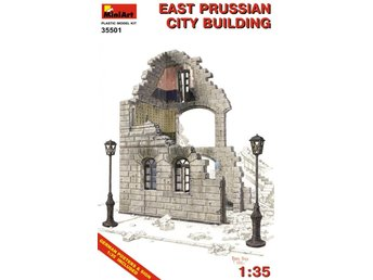 Miniart 1/35 East Prussian City Building
